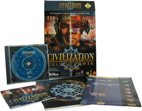 Civilization - Inhalt der Box